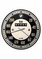 Nostalgic Art BMW Tachometer Duvar Saati Renkli